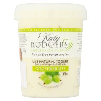 Katy Rodgers natural yogurt gooseberry