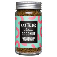Littles Island Coconut Instant Coffee
