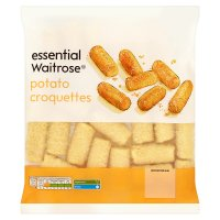 essential Waitrose potato croquettes