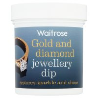 Waitrose gold and diamond dip
