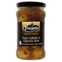 Fragata Pitted Olive with Sundried Tomato