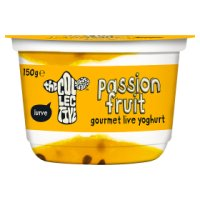 The collective dairy passionfruit yoghurt