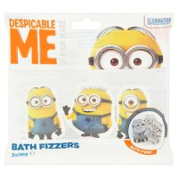 Despicable Me Bath Fizzers