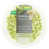 Waitrose Cauliflower & Broccoli Couscous