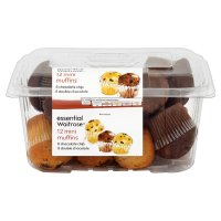 essential Waitrose mini muffins