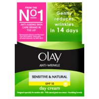 Olay Sensitive & Natural SPF15 Day