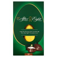 After Eight dark chocolate egg