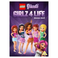 DVD LEGO Friends: Girlz 4 Life