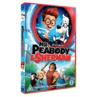 DVD Mr. Peabody & Sherman