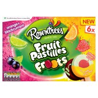 Rowntrees Fruit Pastilles Froots