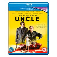 Blu-Ray DVD Man from U.N.C.L.E
