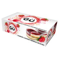 Gu Strawberry Raspberry Cheesecake