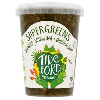 Tideford Supergreens Seaweed Soup