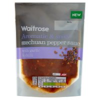 Waitrose Szechuan Pepper Sauce