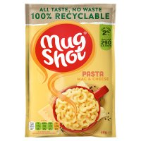 Mug Shot macaroni cheese pasta