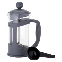 Waitrose Grey 3 Cup Cafetiere