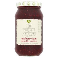 Women's Institute raspberry jam