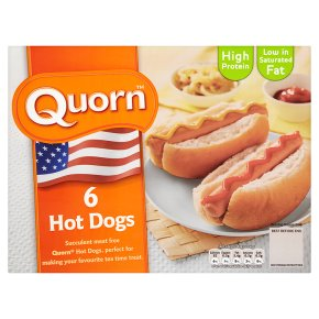 Quorn Hot Dogs Review