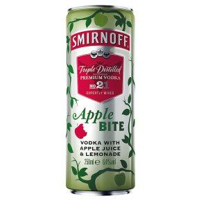 smirnoff apple bite vodka waitrose