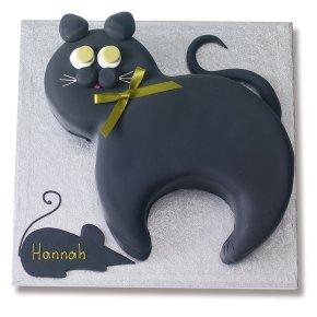 Black Cat Cake Decoration : Black Cat Cake - Waitrose