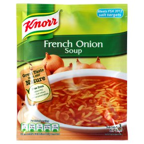 knorr french onion dry soup waitrose