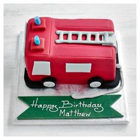 how to make a fire engine cake youtube