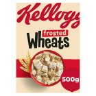Kellogg's Frosted Wheats - 500g Brand Price Match - Checked Tesco.com 29/09/2014