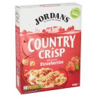Jordans Country Crisp Strawberry - 500g