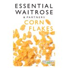 essential Waitrose corn flakes - 500g