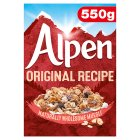 Alpen original - 750g Brand Price Match - Checked Tesco.com 04/12/2013