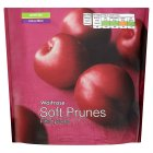 Waitrose soft prunes pitted - 500g