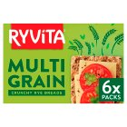 Ryvita multi-grain crispbread - 250g Brand Price Match - Checked Tesco.com 28/07/2014