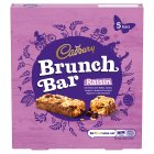 Cadbury's brunch bar raisin - 6x32g