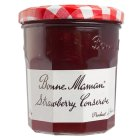 Bonne Maman strawberry conserve - 370g Brand Price Match - Checked Tesco.com 02/09/2015