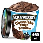 Ben & Jerry's chocolate fudge brownie ice cream - 500ml Brand Price Match - Checked Tesco.com 28/07/2014