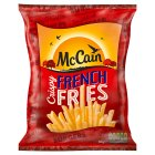 McCain crispy French fries - 900g Brand Price Match - Checked Tesco.com 01/04/2015