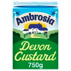 Ambrosia Devon Custard - 1kg Brand Price Match - Checked Tesco.com 05/03/2014