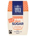 Tate & Lyle, fairtrade jam sugar