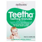 Nelsons teetha sachets - 24s Brand Price Match - Checked Tesco.com 15/10/2014