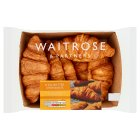 Waitrose French butter croissants