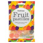 Waitrose fruit pastilles - 225g