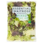 essential Waitrose mixed salad - 250g