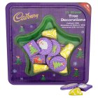 Cadbury 14 chocolate tree decorations - 144g