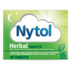 Nytol herbal - 30s Brand Price Match - Checked Tesco.com 29/10/2014