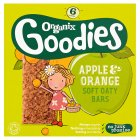 Organix organic apple & orange goodies bars - 6x30g Brand Price Match - Checked Tesco.com 23/11/2015