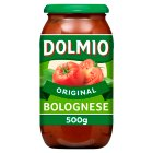Dolmio original bolognese sauce - 500g Brand Price Match - Checked Tesco.com 10/03/2014