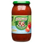 Dolmio light original bolognese sauce - 500g Brand Price Match - Checked Tesco.com 30/07/2014