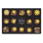 Linden Lady 15 chocolate festive fudges - 220g