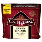Cathedral City extra mature Cheddar cheese