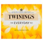 Twinings everyday 160 tea bags - 500g